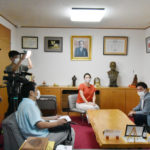 20200918_石川テレビ放送様取材撮影風景